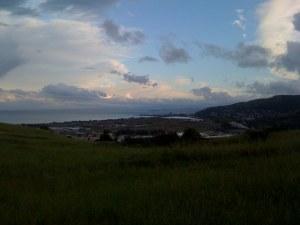 view from mclaren